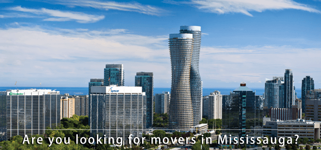 Mississauga movers Ontario