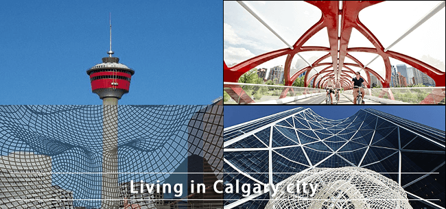 Moving from Toronto to Calgary city