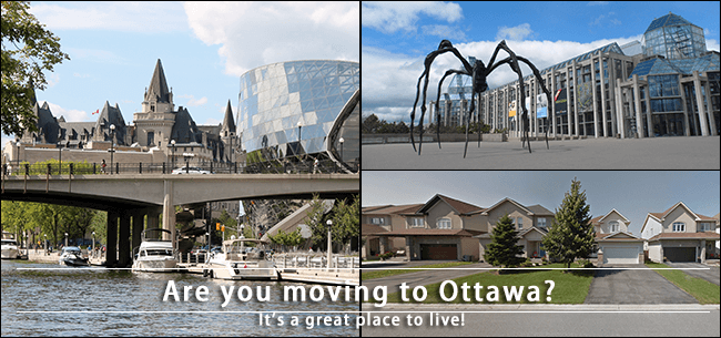 Moving to Ottawa from Montreal pros and cons