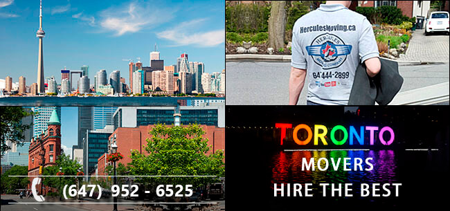 Toronto movers in Ontario