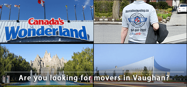 Vaughan movers in Ontario